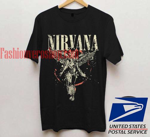 3c5faf8b Nirvana In Utero Unisex adult T shirt
