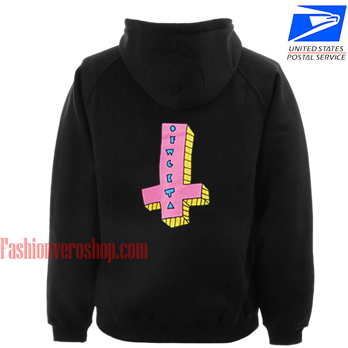 Ofwgkta Cross Logo HOODIE - Unisex Adult Clothing bd8b6802a1