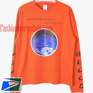 Paranormal Activity Young Blood Sweatshirt