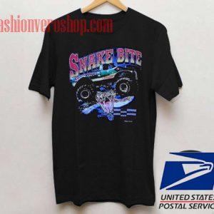 Snake Bite Unisex adult T shirt