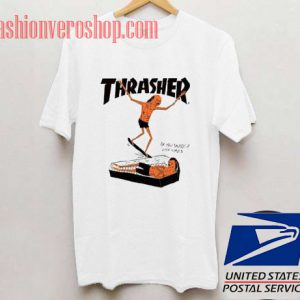 Thrasher On You Surf Hoodies Unisex adult T shirt