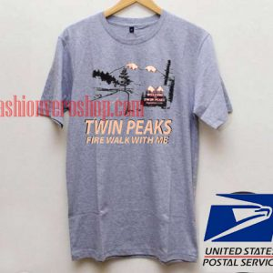 Twin Peaks Fire Walk With Me Unisex adult T shirt