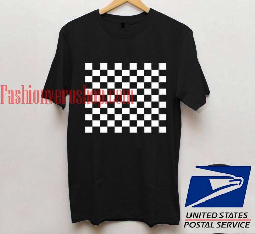 Chess Board Unisex Adult T Shirt