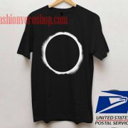 Eclipse Unisex adult T shirt