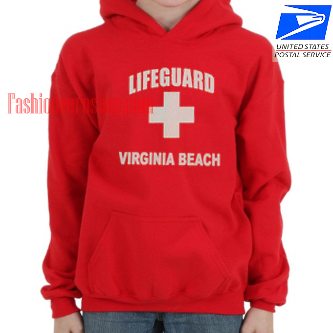 Lifeguard Virginia Beach Hoodie