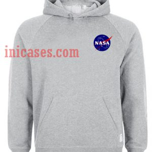 Nasa Logo HOODIE - Unisex Adult Clothing