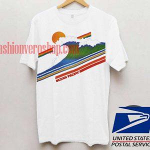 Ocean Pacific Unisex adult T shirt