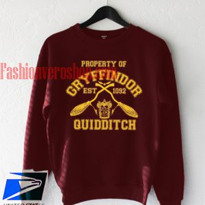 Property Of Gryffindor Sweatshirt
