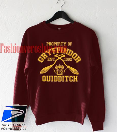 Property Of Gryffindor Sweatshirt