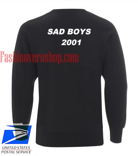 Sad Boys 2001 Sweatshirt