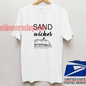 Sand Wiches Unisex adult T shirt