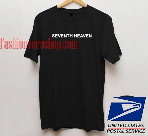 Seventh Heaven Unisex adult T shirt