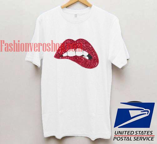 Sexy Lips Unisex adult T shirt