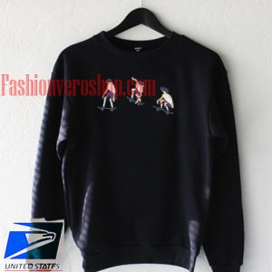 Skateboard Boy Sweatshirt