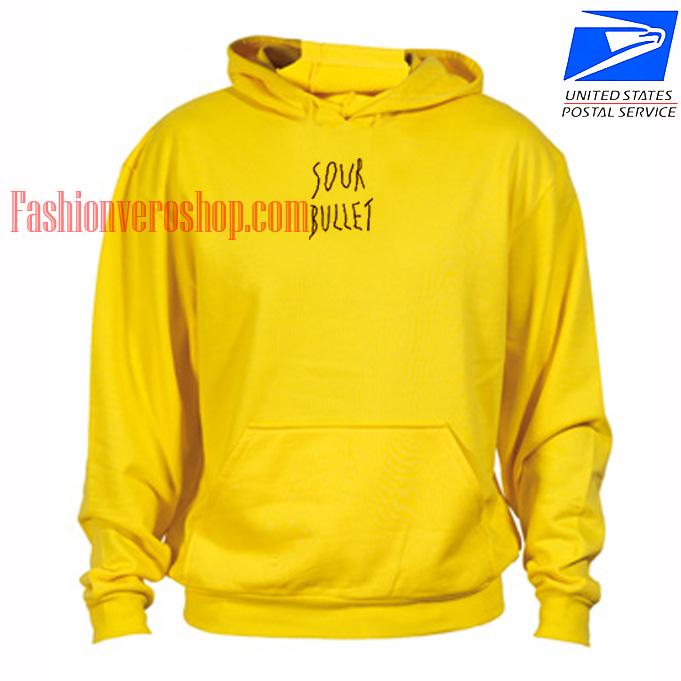 Sour Bullet HOODIE - Unisex Adult Clothing