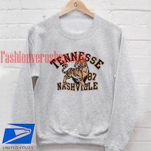 Tennesse Nashvile Sweatshirt