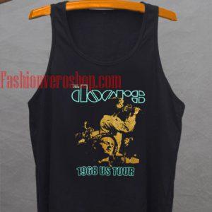 The Doors 1968 US Tour Tank top