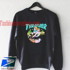 Thrasher Babes Sweatshirt