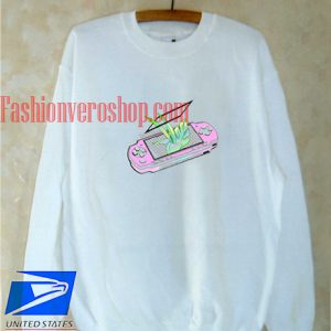 Vaporwave Tumblr Aesthetic Sweatshirt