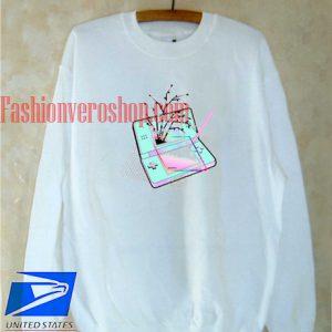 Vaporwave Tumblr Aesthetic Nintendo Sweatshirt