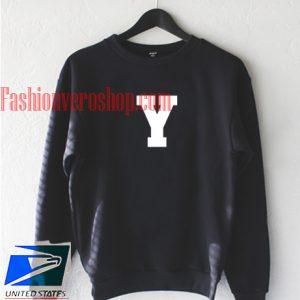 Y Alphabet Sweatshirt