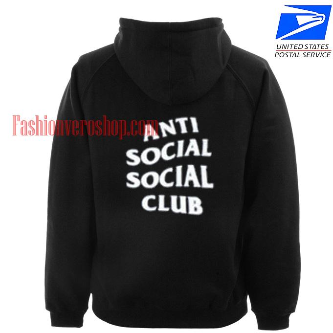 Anti Social Social Club HOODIE - Unisex Adult Clothing