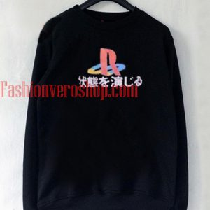 playstation japanese Sweatshirt