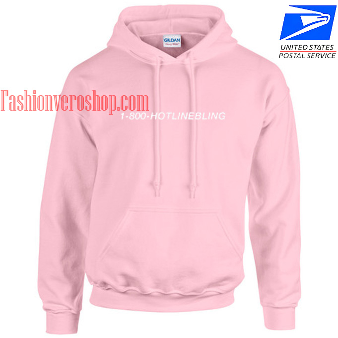 1 800 Hotlinebling HOODIE Unisex Adult Clothing