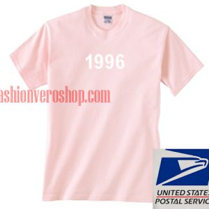1996 Unisex adult T shirt
