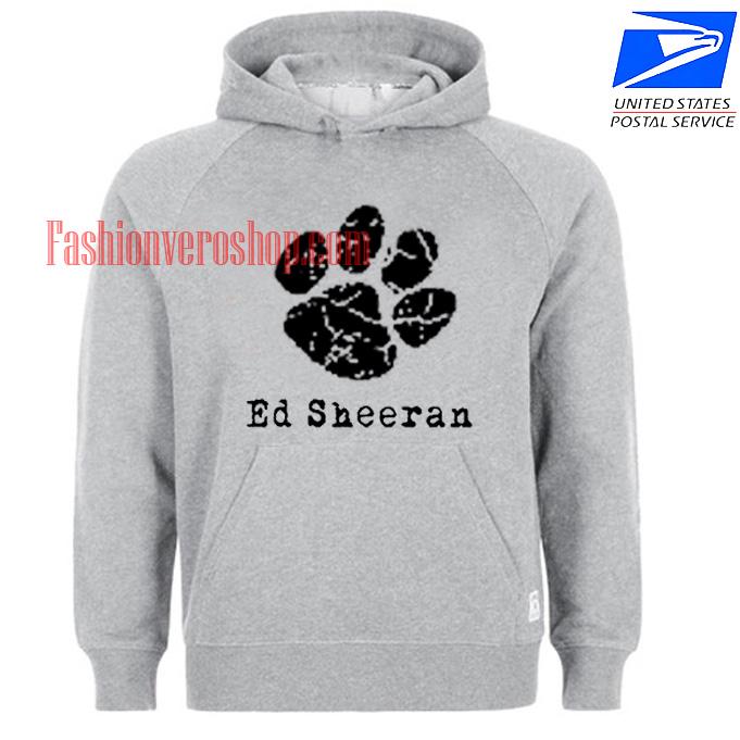 Ed Sheeran HOODIE - Unisex Adult Clothing