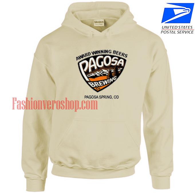 Pagossa Brewing HOODIE - Unisex Adult Clothing