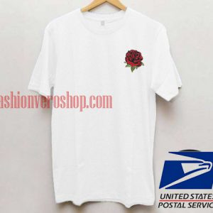 Red Roses Unisex adult T shirt