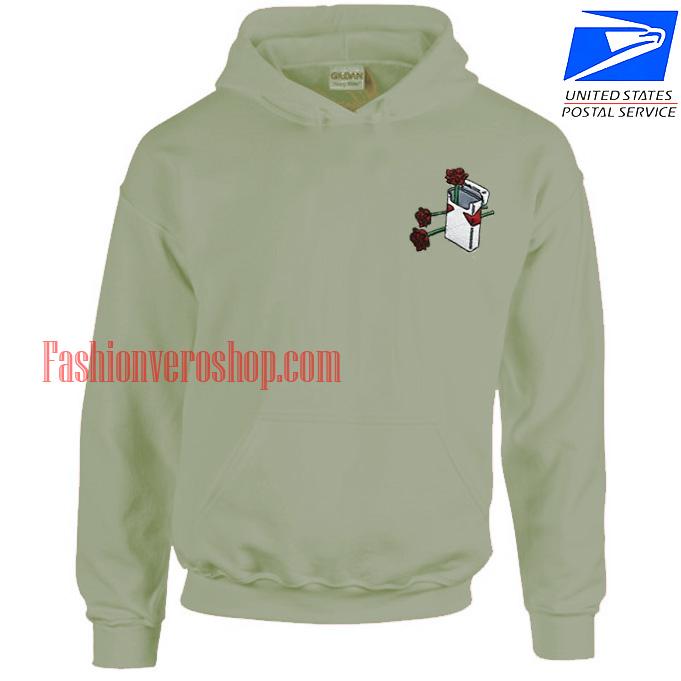 Tiny Flamingo HOODIE Unisex Adult Clothing