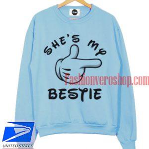 She's My Bestie Sweatshirt