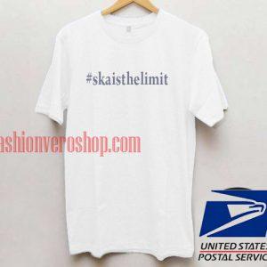 Skaisthelimit Unisex adult T shirt