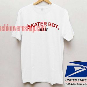 Skater Boy, 1988 Unisex adult T shirt