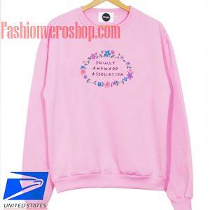 Socially Awkward Association Sweatshirt