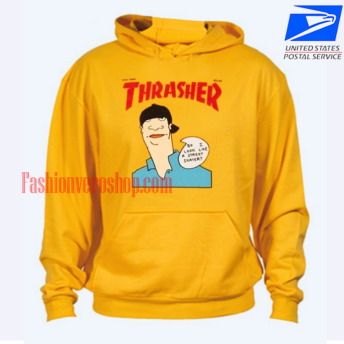 71dc452617cd Thrasher Gonz Cover HOODIE - Unisex Adult Clothing
