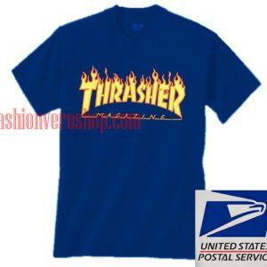 Thrasher Unisex adult T shirt