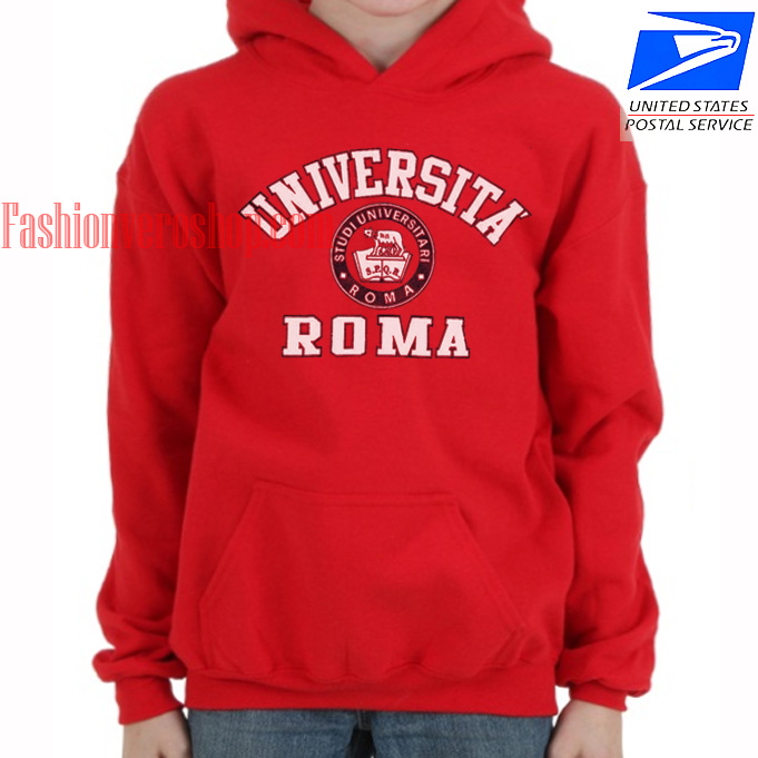 Universita Roma HOODIE - Unisex Adult Clothing