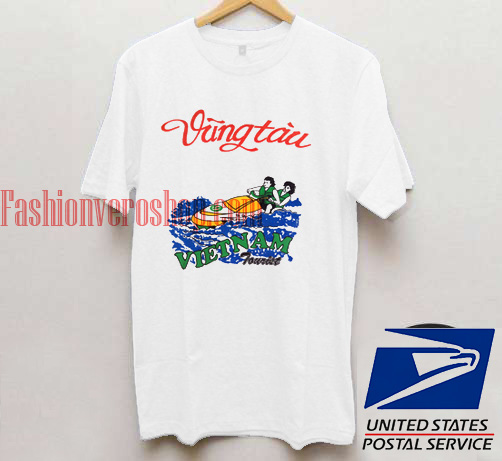 Vung Tau Vietnam Unisex Adult T Shirt