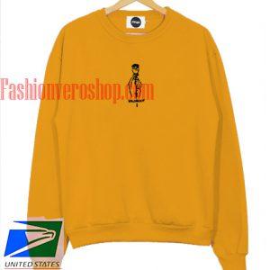 Wildroot Rose Sweatshirt