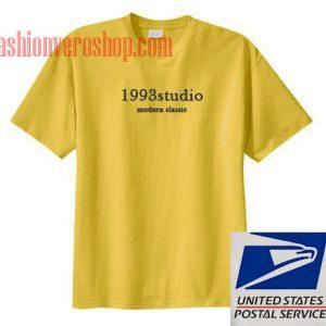 1993 Studio Modern Classic Unisex adult T shirt