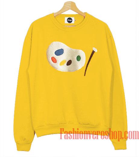 Artist Palette Sweatshirt