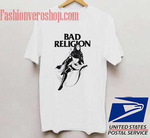 Bad Religion Unisex adult T shirt