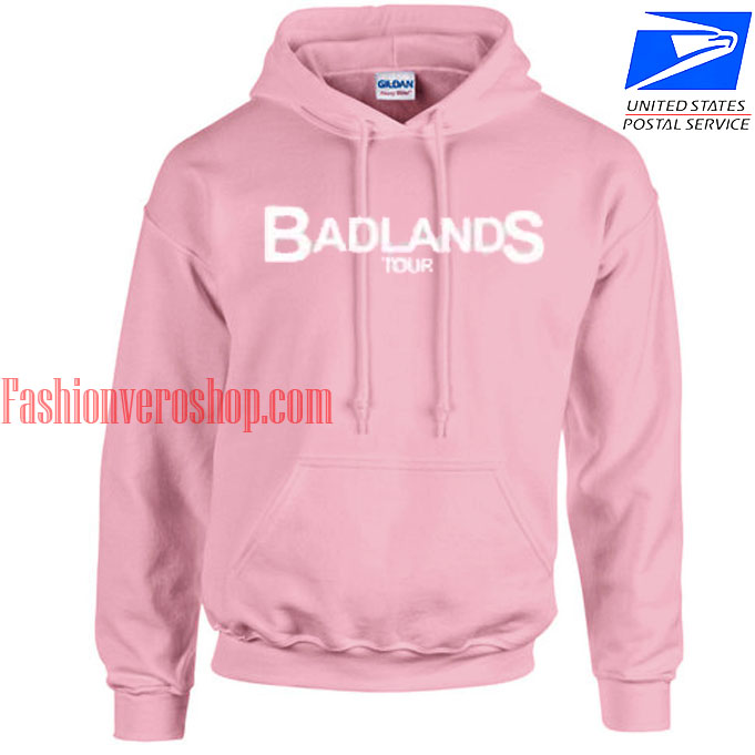 Badlands Tour HOODIE - Unisex Adult Clothing