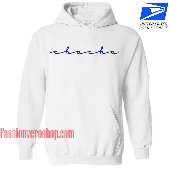 Chacha The Wave Logo HOODIE Unisex Adult Clothing
