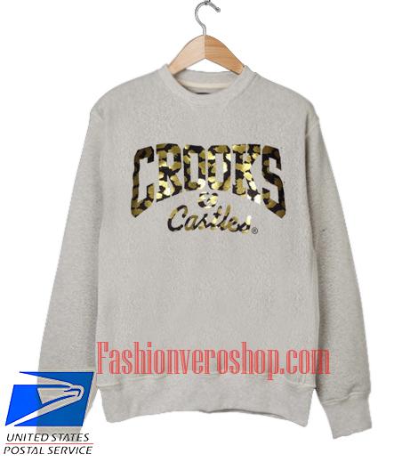 Crooks and Castles Sweatshirt