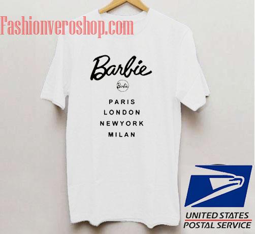 Cute Barbie Missguided Unisex adult T shirt
