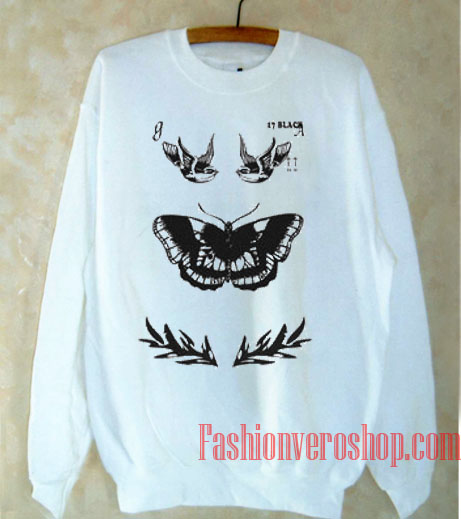 53f828ca9d97 Harry Styles Tattoo Sweatshirt